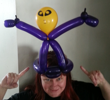 Alien Attack Hat