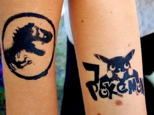 Colorini Ink looks like a real tattoo