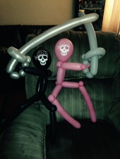 Pirate Skeletons